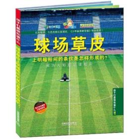 孩子们最想知道什么·球场草皮上明暗相间的条纹是怎样形成的?:鲜为人知的足球知识