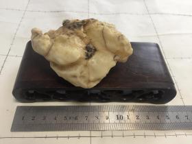 天然戈壁蛋白石