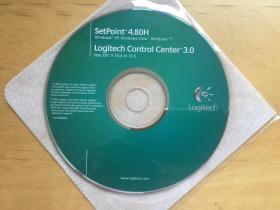 罗技 SetPoint 4.80H Logitech  光盘