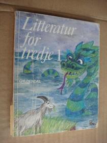 Litteratur for tredjue 1 捷克语  童话故事集  插图丰富