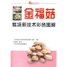 金福菇栽培新技术彩色图解