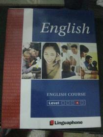 Linguaphone English Course Level 4  ( 2本书+4CD套装 新书刚拆封)
