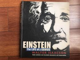 Einstein: The Life of a Genius 爱因斯坦画传——天才的一生(英文原版)