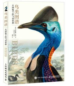 鸟类图谱:大师笔下的飞羽世界