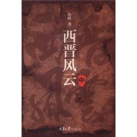 西晋风云(中卷)