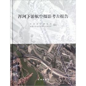 浑河下游航空摄影考古报告(原价:360元)精装