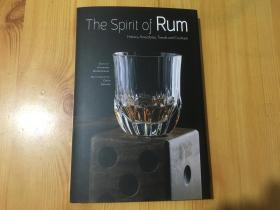The Spirit of Rum 英文原版精装  朗姆酒