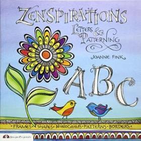 Zenspirations: Letters & Patterning (design Originals)