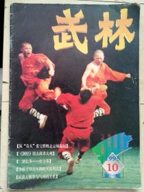 武林   1995年第10期