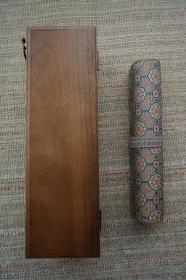 【现货】卷轴 元 赵孟頫 归去来辞全卷 复制品  樟木盒装 香气扑鼻