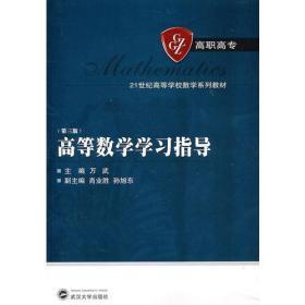 高等数学学习指导(第三版)
