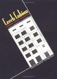 预约订购/Czech Cubism(英语)/1997年/Alexander von Vegesack(著, 编集)/344页/Princeton Architectural Press (1997/6/1)/22.9 x 3.1 x 30.7 cm