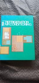 Modern REFRIGERATION and AIRCONDITIONING 英文版 大16开 精装 品好 书品如图 避免争议
