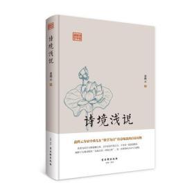 鸿儒国学讲堂—诗境浅说