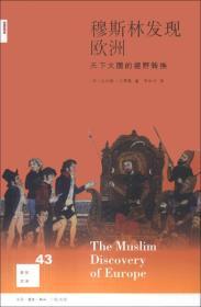 新書--新知文庫:穆斯林發現歐洲·天下大國的視野轉換