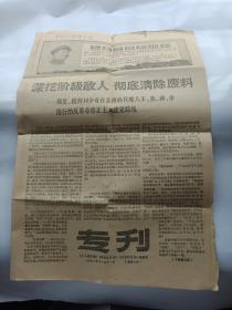 老报纸《专刊》 见图 见描述 包邮