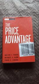 The Price Advantage, Second Edition 9780470481776