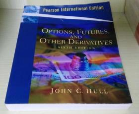 OPTIONS, FUTURES AND OTHER DERIVATIVES SIXTH EDITION/期权、期货及其他衍生工具第六版(带光盘)