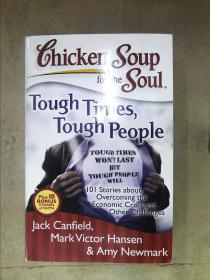 Chicken Soup for the Soul: Tough Times, Tough People: 101 Stories about Overcoming the Economic Crisis and Other Challenges(详见图)