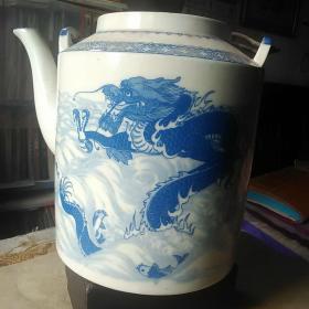 大茶壶(龙门鲤鱼)