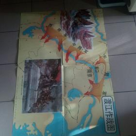 渡江作张图。