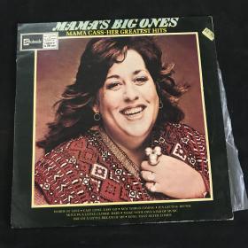 黑胶唱片 MAMA'S BIG ONES