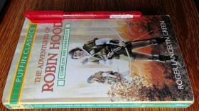 The Adventures of Robin Hood (complete and unabridged)(美国进口)(插图版)
