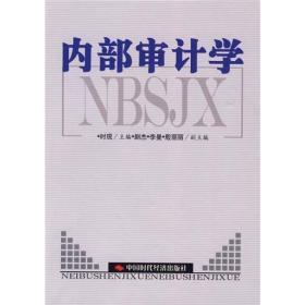 内部审计学 时现 中国时代经济出版社 9787802219533