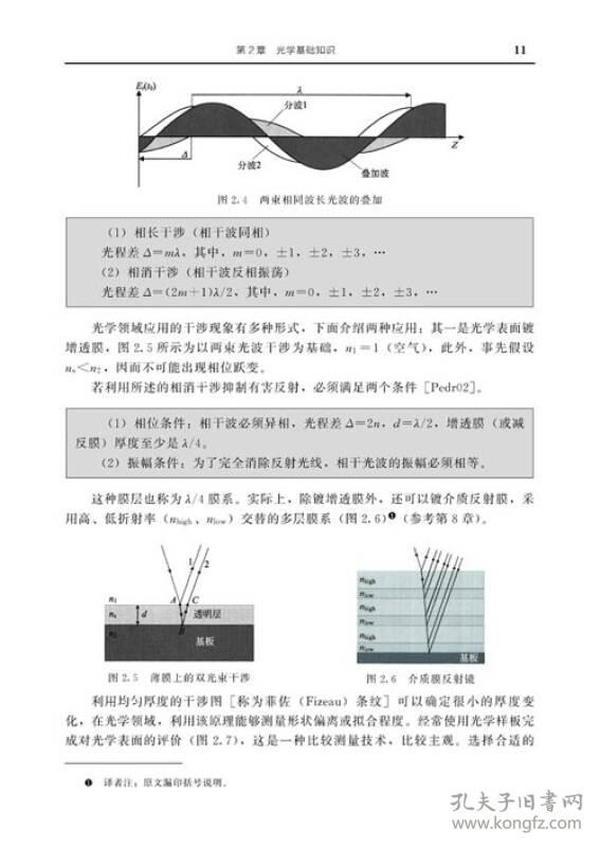 光学制造技术