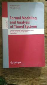 Formal Modeling and Analusis of Timed Systems