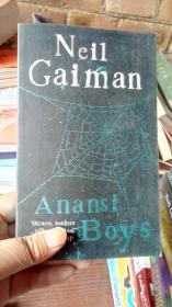 Anansi Boys 蜘蛛男孩 [平装]