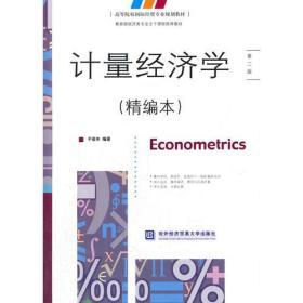 计量经济学(精编本)(第二版)