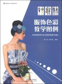 时装设计专业必备用书:服饰色彩教学图例