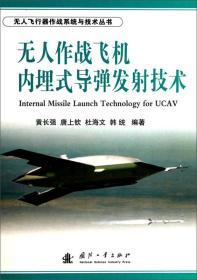 无人飞行器作战系统与技术丛书:无人作战飞机内埋式导弹发射技术