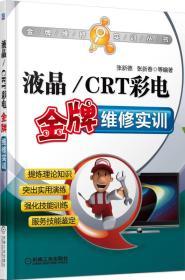 金牌维修实训丛书:液晶/CRT彩电金牌维修实训