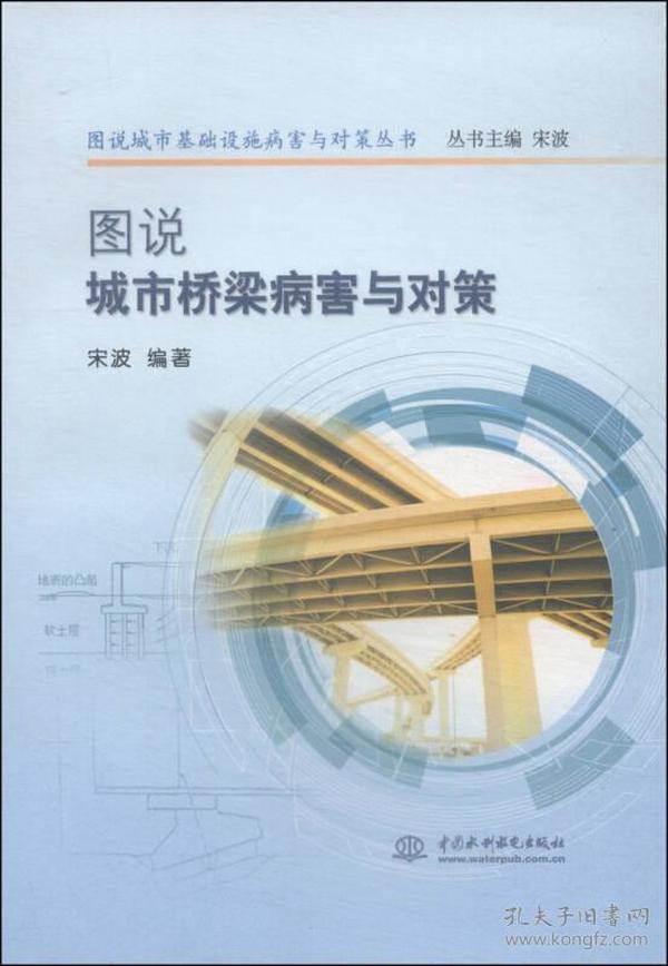 图说城市基础设施病害与对策丛书:图说城市桥梁病害与对策