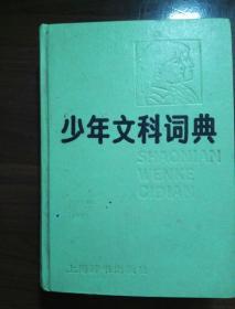 少年文科词典(硬精)