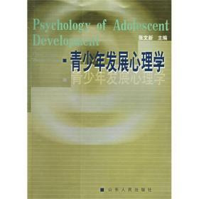 青少年发展心理学 张文新 山东人民出版社 9787209032704s