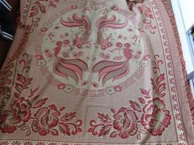 老线毯(金鱼图案)品相自定,2米,1.5米
