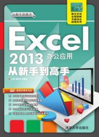 Excel 2013办公应用从新手到高手