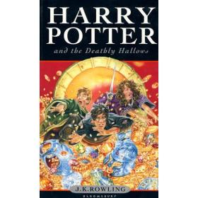 HARRY POTTER and the Deathly Hallows J . K . R O W L I N G 无出版社信息 2016-08-01 9780747595861