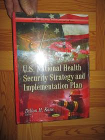 U· S·  National Health Security  strategy and lmplementation plan  【详见图】