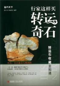 鉴石天下·行家这样买转运奇石·转运石收藏全知道:奇石,点石成金人财两旺