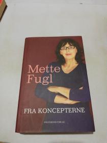 Mette  Fugl  FRA  KONCEPTERNE