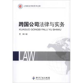 上海政法学院学术文库:跨国公司法律与实务