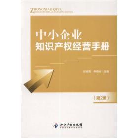 中小企业知识产权经营手册(第2版)