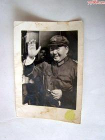 毛主席照片(4寸)文革3