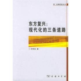 东方复兴:现代化的三条道路