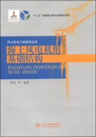 【二手包邮】海上风电组基础结构 陈达 中国水利水电出版社