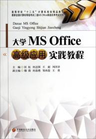 大学MS Office高级应用实践教程
